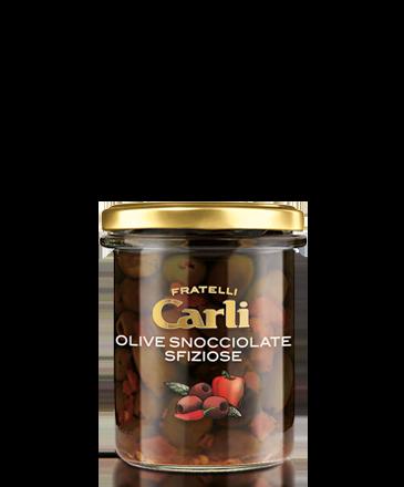 OP2 - 2 Olive Snocc.Sfiziose G 170