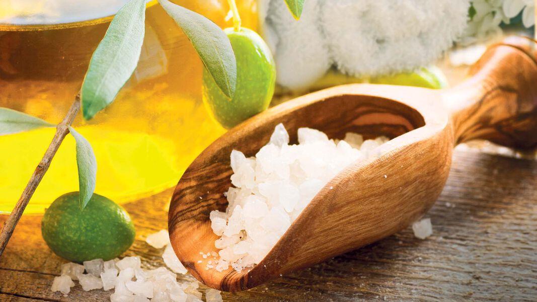 Cosmetici e Saponi all'Olio di Oliva