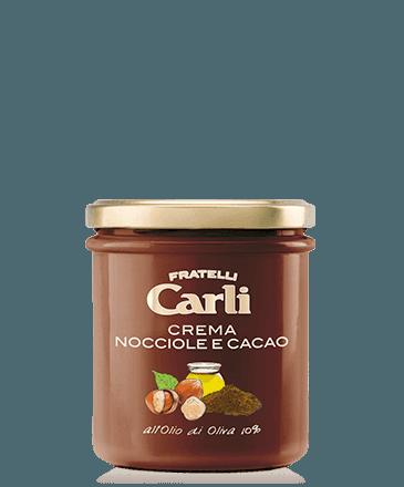 CN2 - 2 Vs.Crema Nocciole/Cacao G300