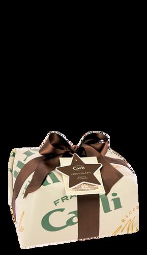 Dolce di Natale Cioccolato all'Olio Extra Vergine di Oliva