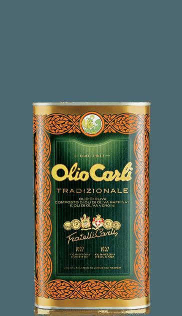 LD6 - 6 Lattine Olio Di Oliva L 1