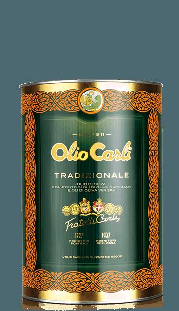 SC - 4 Secchielli Olio Di Oliva L 5